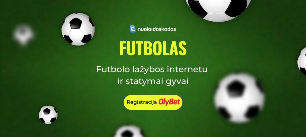 Futbolo Lažybos