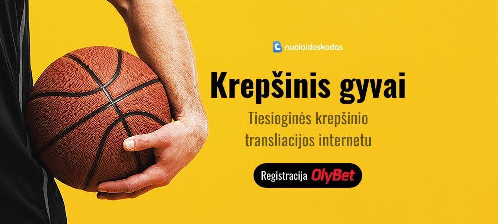 Tiesioginės Krepšinio Transliacijos Internetu