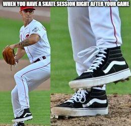 Skate memes