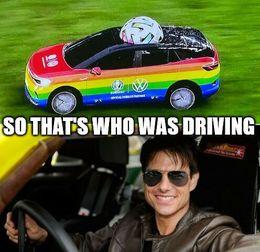 Driving memes