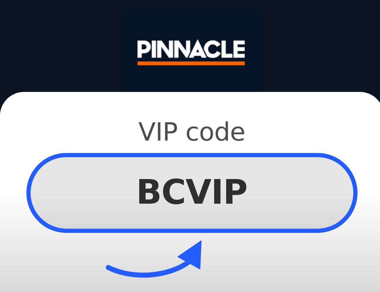 Pinnacle VIP Kodas